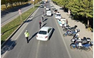 Şanlıurfa'da trafik kazaları yüzde 7 azaldı