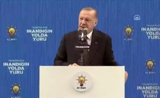 Cumhurbaşkanı Erdoğan: Gara Düştü