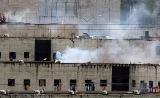 Ekvador'da hapishanelerde isyan: 67 ölü