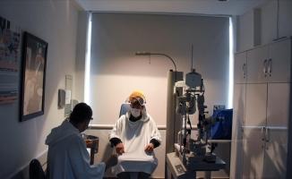 'Kovid-19 Kalkanı' hastanelerde denenmeye başladı