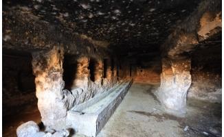 Şanlıurfa'da 15 Asırlık Kasr-Ül Benat 'Kızlar Sarayı'