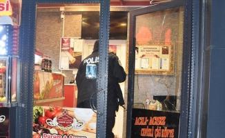 Çiğköfteci dükkanına ikinci saldırı