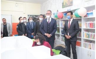 Eyyübiye'de 8 kütüphanenin açılışı yapıldı