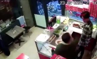 İş yeri çalışanına saldıran şahıs yeniden gözaltında