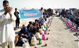 Türk hayırseverler 3 kıtada sofraları bereketlendirecek