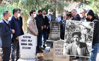 Ustaların Ustası Tenekeci Mahmut Güzelgöz Anıldı