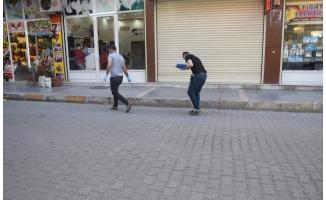Birecik'te silahlı kavga: 2 yaralı
