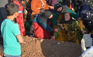Boğulan 3 çocuğun cenazesinde gözyaşları sel oldu!