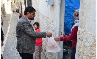 Ermeni terör örgütlerinin şehit ettiği Türkler için iftar yemeği