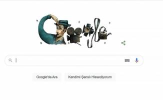 Google, Sadri Alışık'ın doğum gününü kutladı