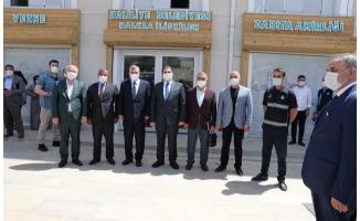 Haliliye Belediyesi yeni hizmet noktası açtı