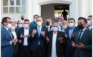Harran'da Ramazan ayı cami açılışı ile karşılandı