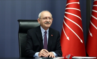 Kılıçdaroğlu, kadın belediye başkanları ile görüştü