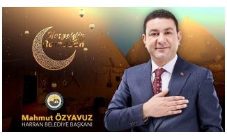 Özyavuz'un Ramazan Ayı Mesajı