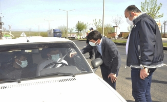 Şanlıurfa'da 480 kişiye para cezası