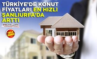 Şanlıurfa'da konut fiyatları cep yakıyor