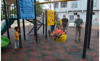 Siverek'te Şirinkuyu parkı hizmete sunuldu