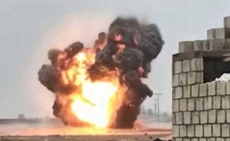 Tel Abyad'da çok sayıda patlayıcı imha edildi