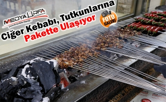 Urfa'da Ramazanın vazgeçilmez lezzeti: Ciğer Kebabı