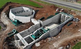 46 bin dekar arazi sulamaya açılacak