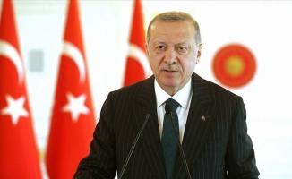 Erdoğan'dan Filistin için önemli görüşmeler