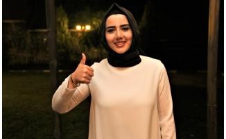 Futbol liglerinin şampiyon kadın başkanı gururlu