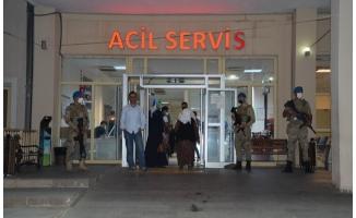 Siverek'te aileler arasında silahlı kavga: 5 yaralı