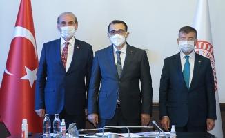 Cevheri'nin Ankara'daki Şanlıurfa Temasları