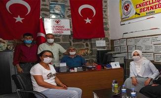 Başkan Çakmak STK ziyaretlerini sürdürüyor