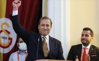 Burak Elmas Galatasaray'ın yeni başkanı oldu