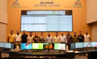 Dicle Elektrik SCADA merkezi kurdu