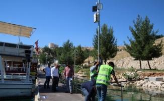 Halfeti'de Marina Bakımı ve Güvenlik Önlemleri