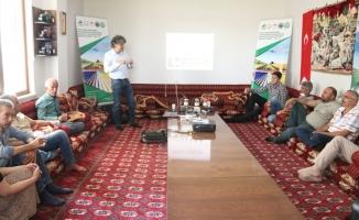 Şanlıurfa'da çiftçilere dijital tarım teknikleri anlatıldı