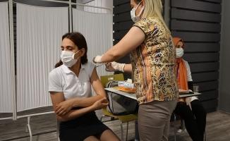 Şanlıurfa'da Randevusuz Aşı Yapılan Yerler