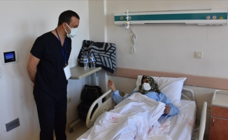 Türk hekimler Suriye'de tecrübelerini paylaşacak