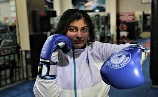 Urfalı Fatma'nın hedefi dünya şampiyonluğu