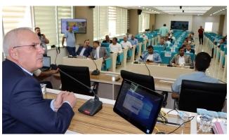 Viranşehir'in İmar Değişikliği Meclis'ten Geçti