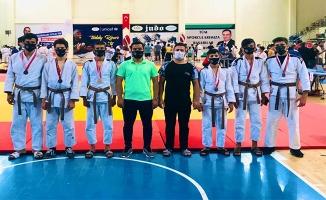 Urfalı Judoculardan 9 madalya