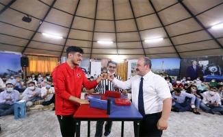 Urfalı Milli Sporcu Türkiye ikincisi oldu