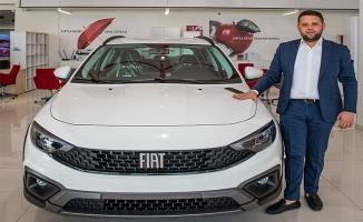 Yılın Otomobili Fiat Egea Cross'a Önkol Otomotivde Yoğun İlgi
