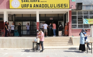 Şanlıurfa'da KPSS ve Öğretmenlik Sınavı