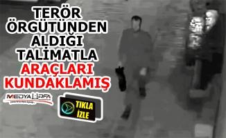 Şanlıurfa'da iki otomobili kundaklayan terörist tutuklandı