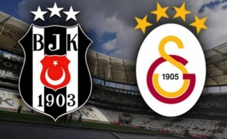 Beşiktaş-Galatasaray rekabetinde 350. randevu