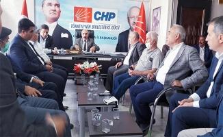 Şanlıurfa CHP'de Kılıçdaroğlu hazırlığı