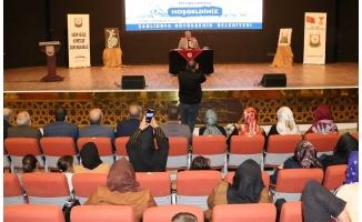 Şanlıurfa'da kadınlara israf ve tasarruf semineri
