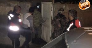 Akçakale'de DEAŞ Operasyonu: 16 Gözaltı