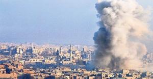 Suriye'de Rejim 33 Noktada Ateşkesi Bozuyor