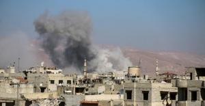 Suriye'de Rejimin Ateşkes İhlalleri Yoğunlaştı