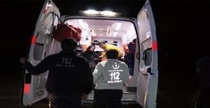 Akçakale'de Suriyelilerin Kaldığı Konukevinde Yangın