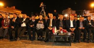 Cumali Özkaya Urfa'da Yoğun İlgi Gördü